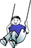 To go on the swing Stock Photos