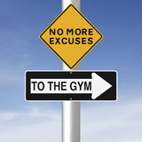 To The Gym Stock Photography