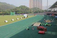 6to Hong Kong Games en la tierra de deporte del tko Imagen de archivo libre de regalías