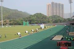 6to Hong Kong Games en la tierra de deporte del tko Imagenes de archivo