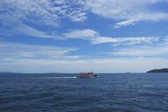 To the island. Escape to the island PATTAYA Chonburi, Thailand Royalty Free Stock Photos