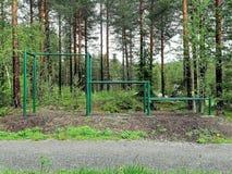 To jest coś ty możesz opracowywać whit outdoors w zieleni fotografia royalty free