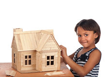 To jest mój dom obraz royalty free