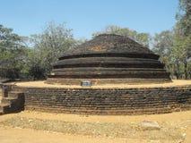 TO JEST wizerunków królewiątek PIĘKNY pałac SRI LANKA zdjęcia stock