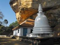 TO JEST wizerunku PIĘKNY świątynia SRI LANKA zdjęcie stock