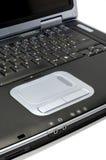 to laptop Obraz Stock