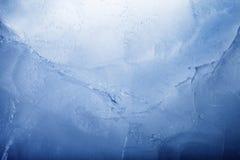 tło lód Zdjęcia Stock