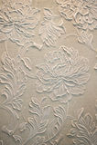Tło lub tekstura z kwiatu ornamentem Zdjęcia Stock