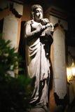 To macierzysta Maria statua zdjęcia royalty free