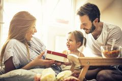 To make my mother happy is to be the most beautiful. stock images