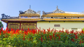 To Mieu Temple Imperial City Hue Stock Photography