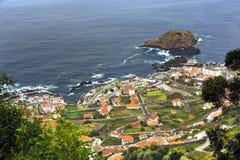 To Moniz, north of Madeira island Royalty Free Stock Photo