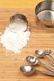 To Much Flour Royalty Free Stock Photography