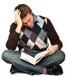 To much study Stock Images