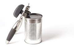 To Open a Can Stock Photography