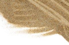tło piasek Zdjęcia Stock