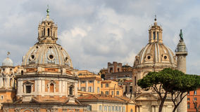 To Rome with Love Stock Photography