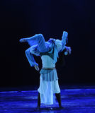 To sacrifice-The dance drama The legend of the Condor Heroes Stock Photography