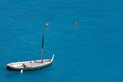 to samo łódź Fotografia Stock