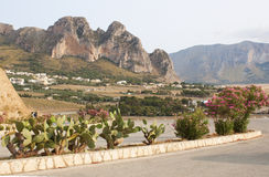 To San Vito lo Capo Royalty Free Stock Photos