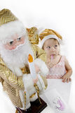 To Santa Royalty Free Stock Photos