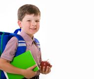 To school stock photo