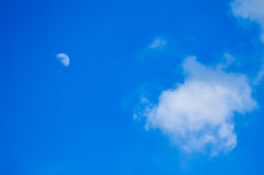 To see the clear sky Royalty Free Stock Photography