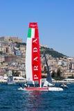 34to Serie de mundo de la taza de América 2013 en Nápoles Imagen de archivo libre de regalías