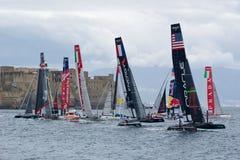 34to Serie de mundo de la taza de América 2013 en Nápoles Fotos de archivo
