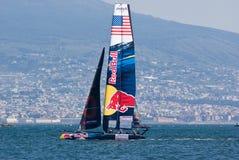 34to Serie de mundo de la taza de América 2013 en Nápoles Imagen de archivo