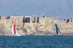 34to Serie de mundo de la taza de América 2013 en Nápoles Fotos de archivo libres de regalías