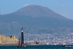 34to Serie de mundo de la taza de América 2013 en Nápoles Imagenes de archivo