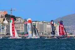 34to Serie de mundo de la taza de Américas 2013 en Nápoles Fotografía de archivo