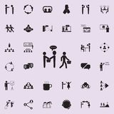 To thank for a good deed icon. Detailed set of Conversation and Friendship icons. Premium quality graphic design sign. One of the. Collection icons for websites Stock Photos