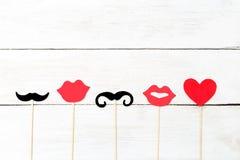 to walentynki dni Walentynki karty kopii przestrzeń Obraz Royalty Free