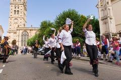 34to Warwick Folk Festival Imágenes de archivo libres de regalías