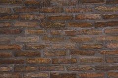 Tło wzór Stara ściana z cegieł tekstura Zdjęcia Stock