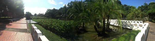 Toa Payoh miasteczka park Singapur zdjęcie stock