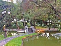 Toa Payoh town park Royalty Free Stock Photo