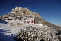 Toaca summit Stock Images