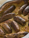 Toad In The Hole Royalty Free Stock Photos