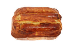 Toad in the hole Royalty Free Stock Image