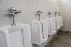 Toaleta w budynku Zdjęcie Royalty Free