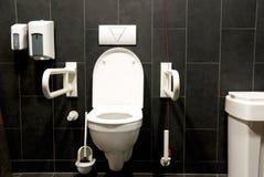 Toalete incapacitado Foto de Stock