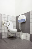Toalete incapacitado Foto de Stock Royalty Free