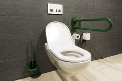 Toalete para povos tidos desvantagens Foto de Stock Royalty Free