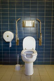 Toalete público Imagem de Stock Royalty Free