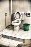 Toalete sujo Fotografia de Stock Royalty Free