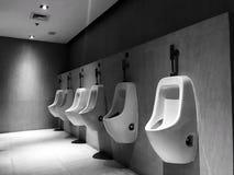 toalett Arkivfoto