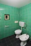 toalett Royaltyfria Foton